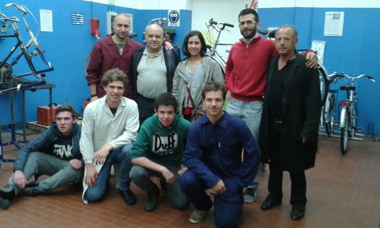 laboratorio elettro bici