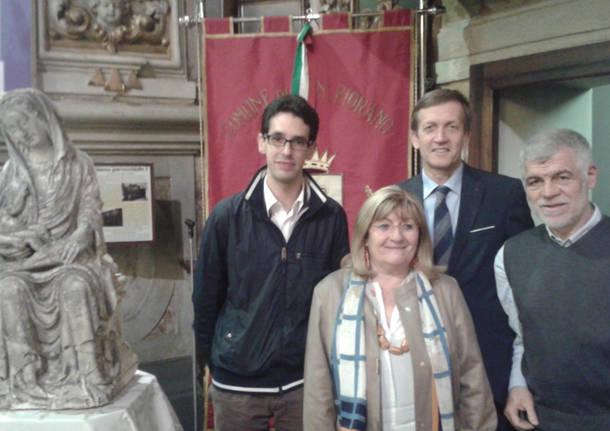 Laura Cavallotti alla scoperta di Jacopino da Tradate