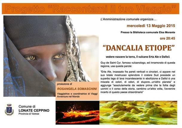 lonate ceppino, dancalia etiope
