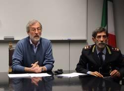 Luciano Porro e Giuseppe Sala