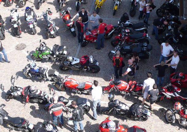 motoraduno Ducati
