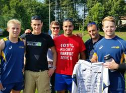 nazionale under 20 australiana rugby a varese