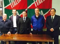 nuova sede forza italia 2015 gallarate