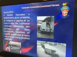 Operazione Carabinieri Paine Greu 25 maggio 2015