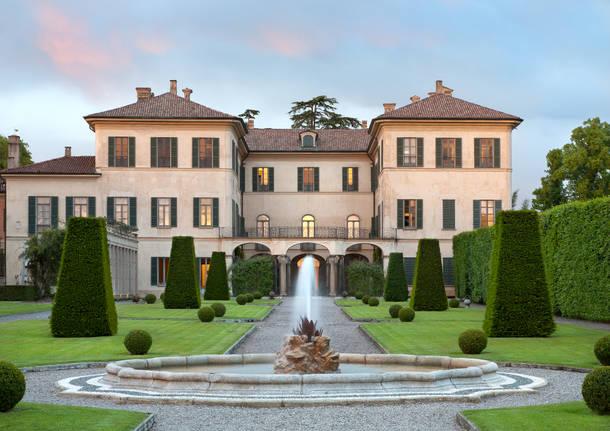 Peter Randall-Page a Villa Panza