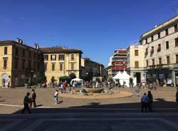 piazza libertà san pietro gallarate