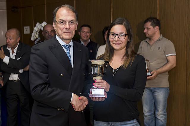 Premiazioni Aci Varese 2014