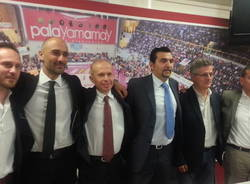 presentazione nuovo staff dirigenziale futura volley busto pallavolo