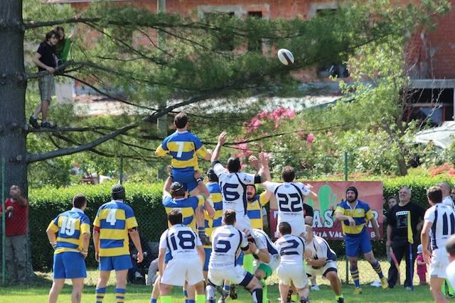 Rugby: Ilop Valcuvia - Saints Abbiategrasso 120-3