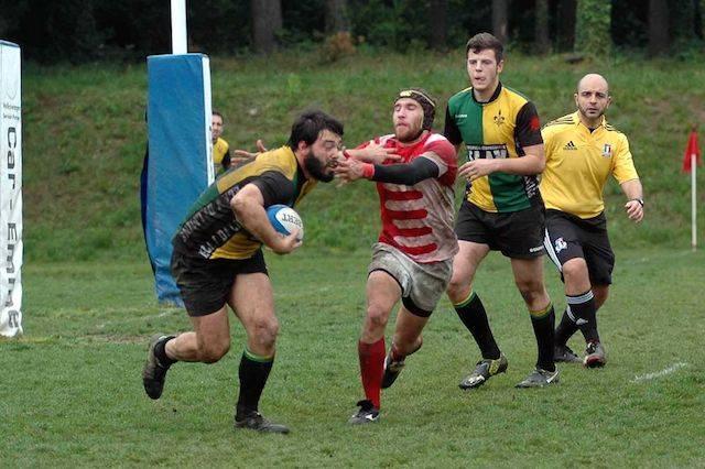rugby varese cadetti dalmine