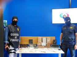 Sequestro di droga, arrestato