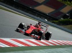 Test sulla Ferrari per Raffaele Marciello