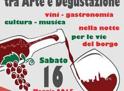 Tra arte e Degustazione 2015