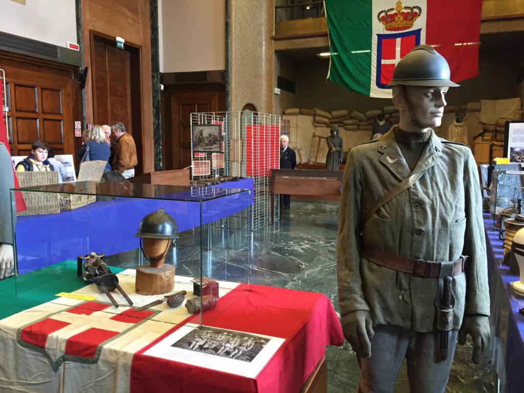 Una mostra sulla Grande Guerra