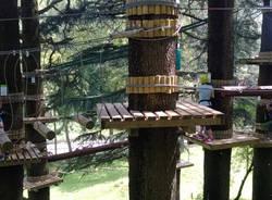 villaggio cagnola, adventurepark,