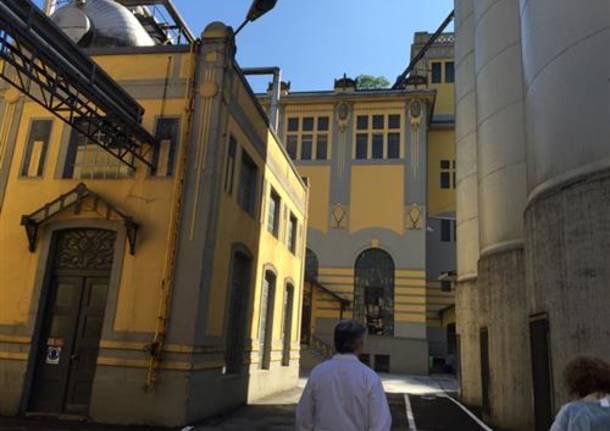 141 tour Induno Olona: i luoghi