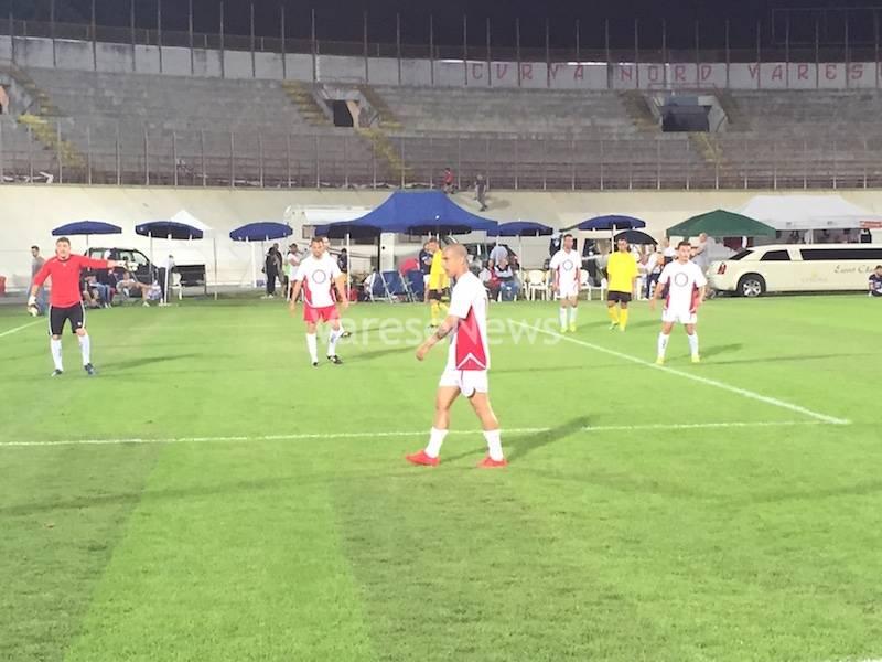 24 ore di Sole 2015 calcio a varese