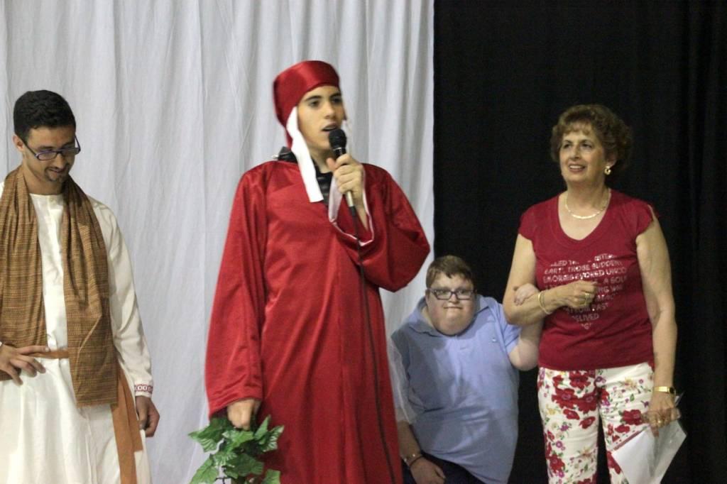 40 anni per l'associazione La nostra famiglia di Castiglione Olona