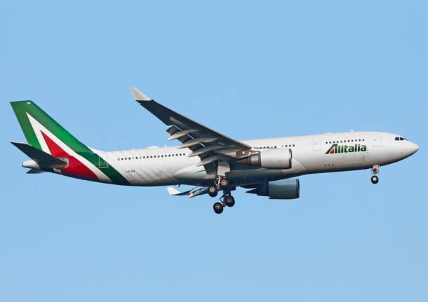 A330, Alitalia,