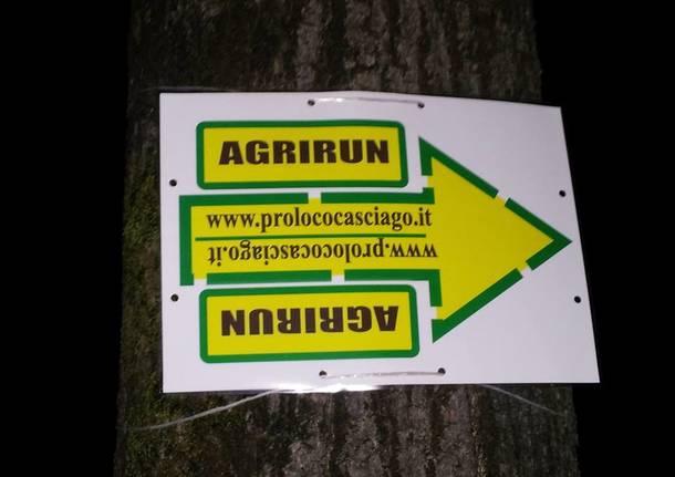 Agrirun, di corsa per le vie di Casciago