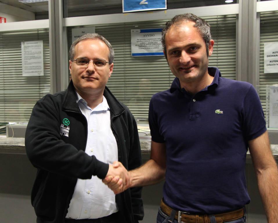 Alessandro Fagioli e Francesco Licata