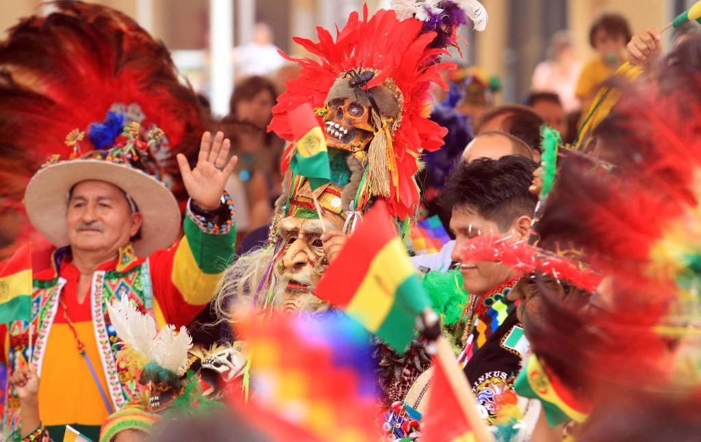 Bolivia, Colombia e Messico si incontrano ad Expo