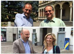 Candidati Somma e Saronno