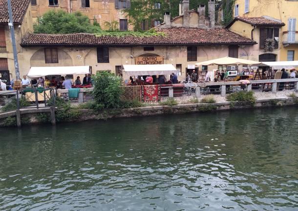 Milano -Alzaia Naviglio Grande