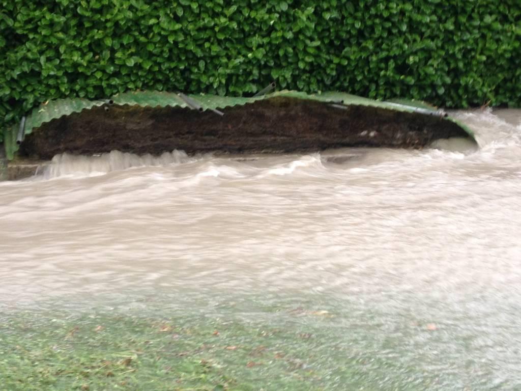 Pioggia, ANAS e altri disastri (statale 629)
