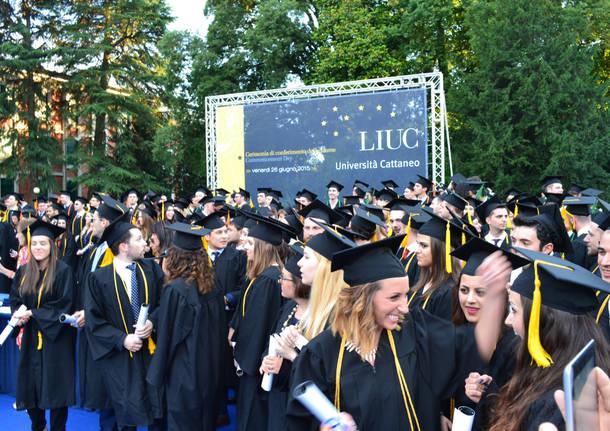 cerimonia laurea liuc 2015