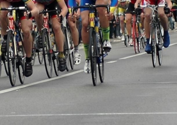 ciclismo generica giovanile volata bicicletta