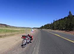 claudia ronchetti, transamerica trail, ciclismo, in viaggio con varesenews,