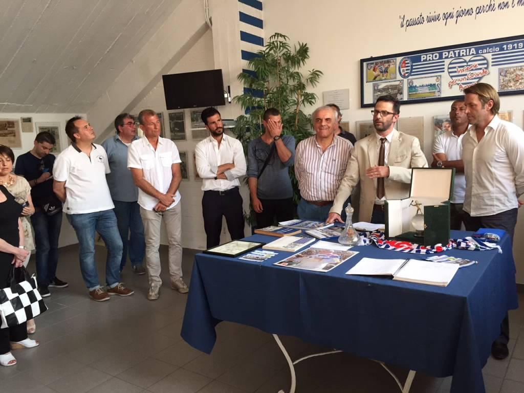 comitato centenario pro patria
