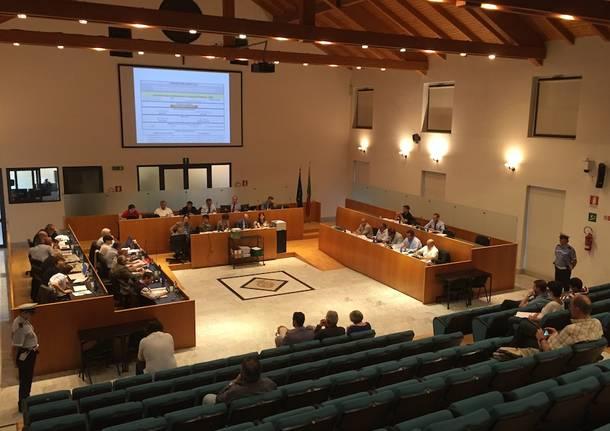 consiglio comunale gallarate 2015