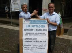 Dario Lonardoni e Alessandro Fagioli