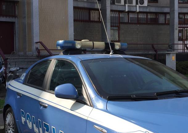 gallarate commissariato volante polizia