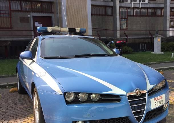 gallarate commissariato volante polizia