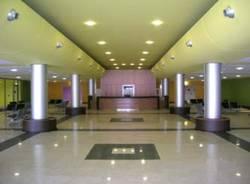 hall monoblocco
