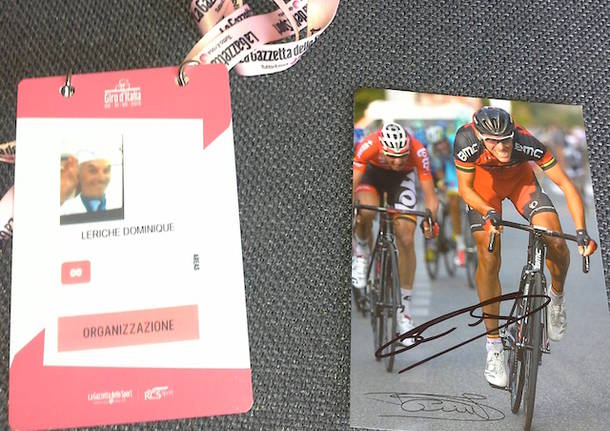 Il Giro d'Italia per Dominique