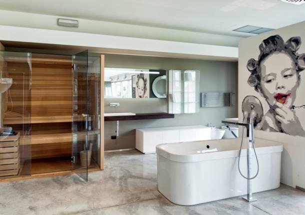 Arredo Bagno Stile Spa : Il bagno delle meraviglie