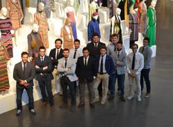 Il Rugby Varese in visita al Maga