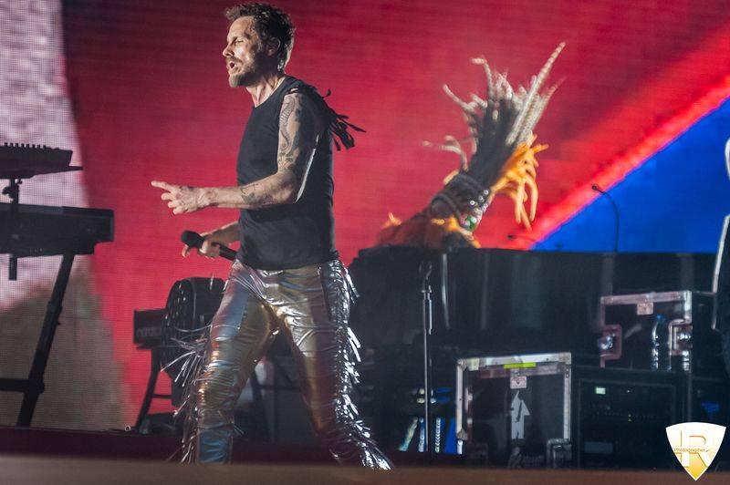 Jovanotti in concerto a San Siro 2015