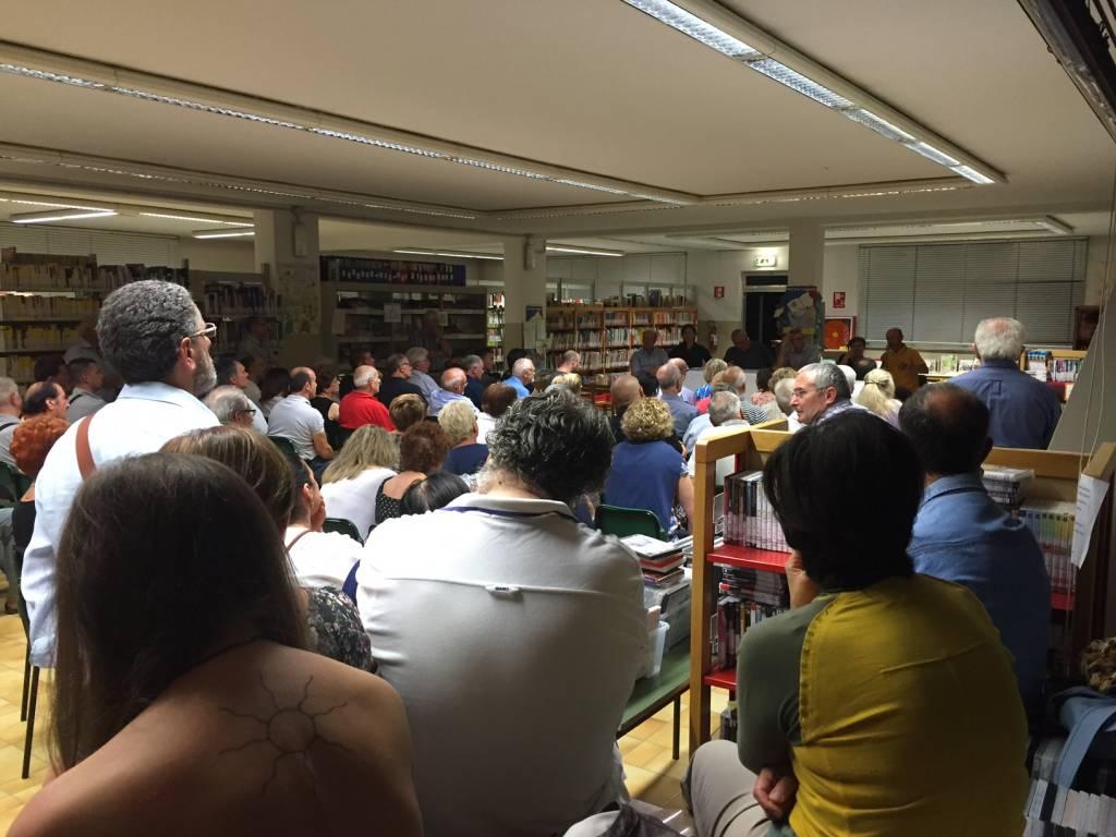 L'incontro sulla nuova viabilità a Cassano Magnago
