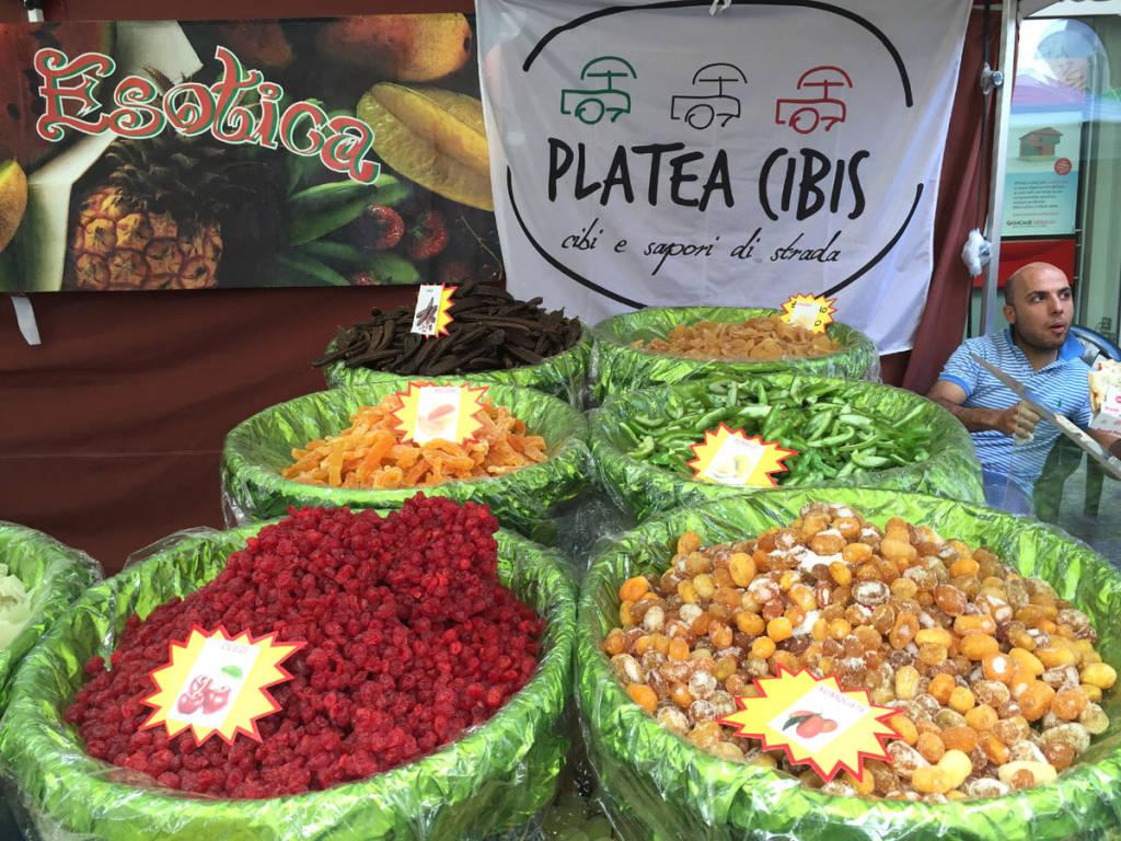 """Le immagini della manifestazione Platea Cibis, dedicata allo """"street food"""""""