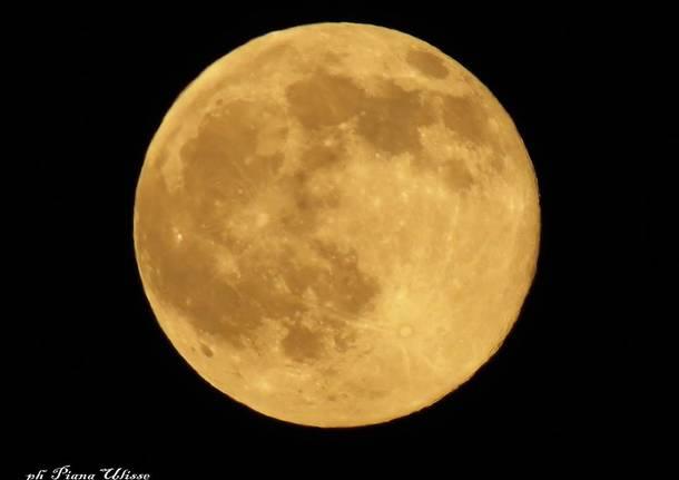 Luna piena straordinaria