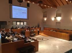maggioranza consiglio comunale gallarate voto pgt