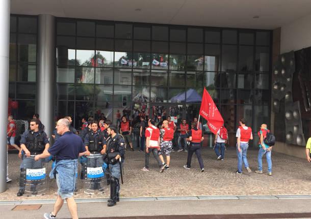 Manifestazione nazionale Whirlpool