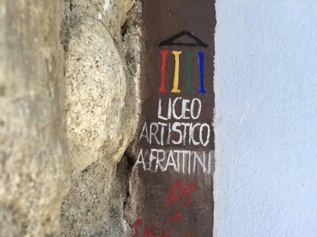 Mesenzana affresco Frattini