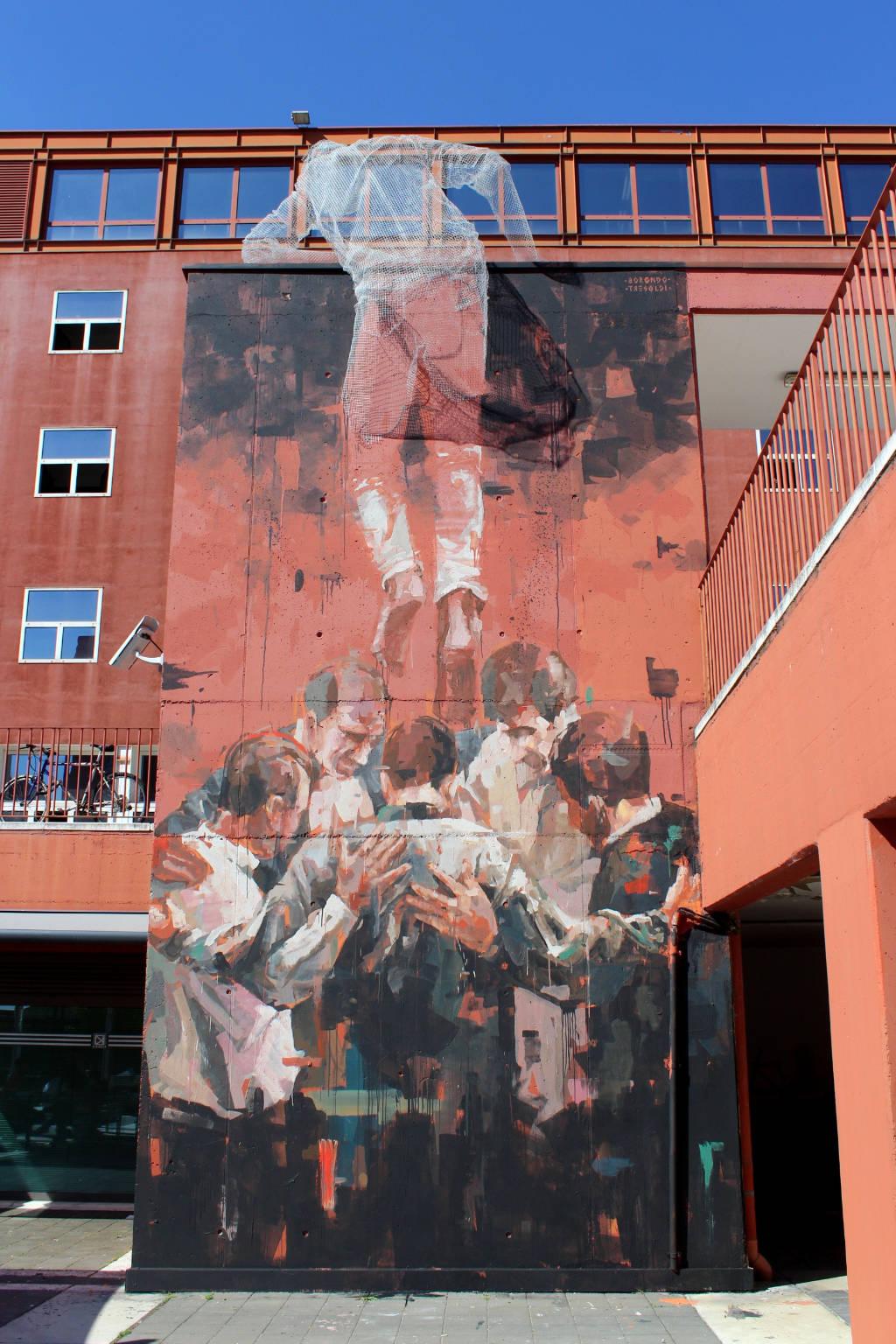 Milano street art giugno 2015