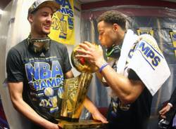nba golden state warriors klay thompson stephen curry